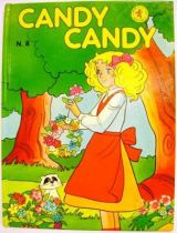 Candy - Tele-Guide Editions - Candy Candy #8