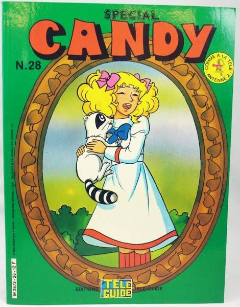 Candy - Tele-Guide Editions - Special Candy #28