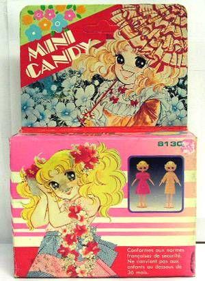 Candy-Candy - Candy\'s Realm - Mini Candy (Set #4) Popy
