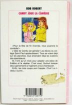 Candy Candy - Children story book \'\'Candy joue la comédie\'\'