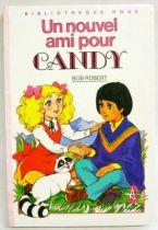 Candy Candy - Children story book \'\'Un nouvel ami pour Candy\'\'