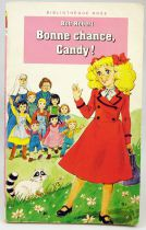 "Candy Candy - Children story book ""Good luck, Candy!\"""