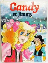 Candy Candy - G. P. Rouge et Or A2 Editions - Candy and Jimmy
