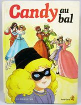 Candy Candy - G. P. Rouge et Or A2 Editions - Candy at the ball
