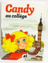 Candy Candy - G. P. Rouge et Or A2 Editions - Candy at the college