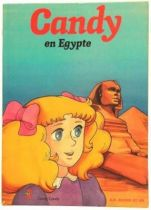 Candy Candy - G. P. Rouge et Or A2 Editions - Candy in Egypt