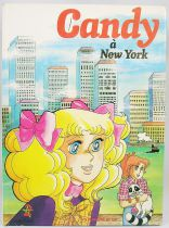 Candy Candy - G. P. Rouge et Or A2 Editions - Candy in New York