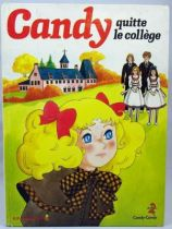 Candy - Edition G. P. Rouge et Or A2 - Candy quitte le collège