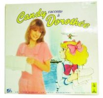 Candy-Candy - Record-Book 33s - Ades Record / Le Petit Menestrel 1981