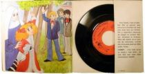 Candy Candy - Record-Book 45s - Candy-Candy