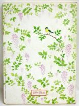 Candy Candy - School Notebook - Candy & Terry (in foliage) - Fabbri Felicità