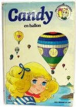 Candy Candy -G. P. Rouge et Or A2 Editions - Candy in ballon