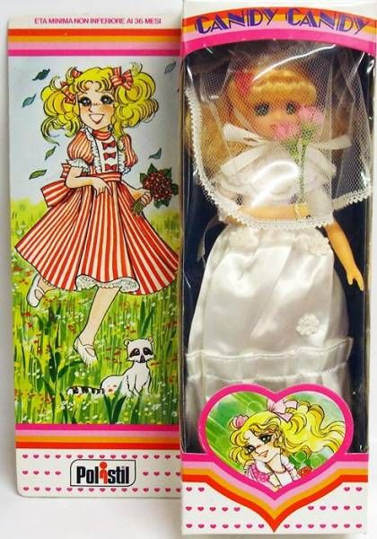 Candy doll - Mint in box Bride dress