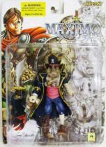 Capcom\'s Maximo - Captain Cadaver - Toycom figure