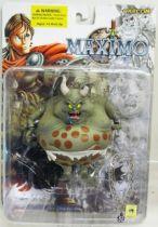 Capcom\'s Maximo - Lord Glutterscum - Toycom figure