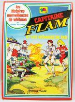 Capitain Flam - Edition Whitman-France TF1 - Capitain Flam et les hommes de feu