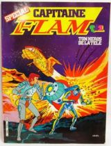 Capitaine Flam - Dynamisme Presse Edition TF1 - Spécial Capitaine Flam n°12bis