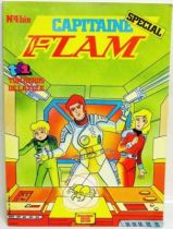 Capitaine Flam - Dynamisme Presse Edition TF1 - Spécial Capitaine Flam n°4bis