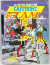 Capitaine Flam - Dynamisme Presse Edition TF1 - Super Album Capitaine Flam n°2