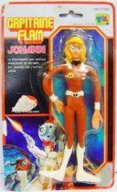Capitaine Flam - Johann Landor fléxible