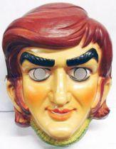 Capitaine Flam - Masque de carnaval César