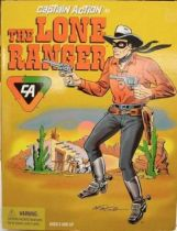 Captain Action figures : The Lone Ranger & Tonto - Playing Mantis