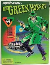 Captain Action Green Hornet Playing Mantis reissue
