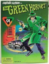 Captain Action Green Hornet Playing Mantis reissue
