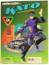 Captain Action Kato & Green Hornet Playing Mantis reissue