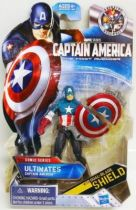 Captain America - #01 - Captain America (Ultimates)
