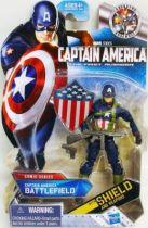 Captain America - #03 - Captain America (Battlefield)