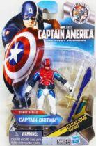 Captain America - #06 - Captain Britain