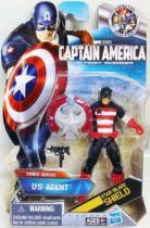 Captain America - #09 - US Agent