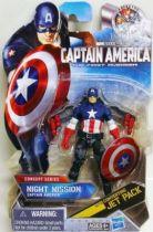 Captain America - #14 - Captain America (Night Mission)