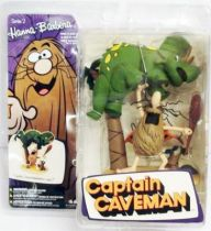 Captain Caveman - McFarlane Hanna-Barbera figures