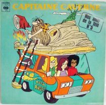 Captain Caveman - Mini-LP Record - CBS Records 1979