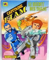 Captain Future - Comic book - Secret of the Yakas