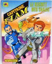 Captain Future - Comic book - Secret of the Yakas