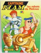 Captain Future - Comic book - The Robots of Meknos