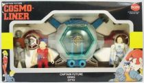 Captain Future - Cosmo-Liner DX - Popy Germany