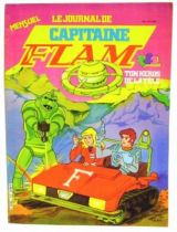 Captain Future - Dynamique Presse Edition TF1 - Captain Future\'s daily #13