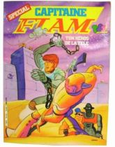 Captain Future - Dynamisme Presse Edition TF1 - Special Captain Future #16