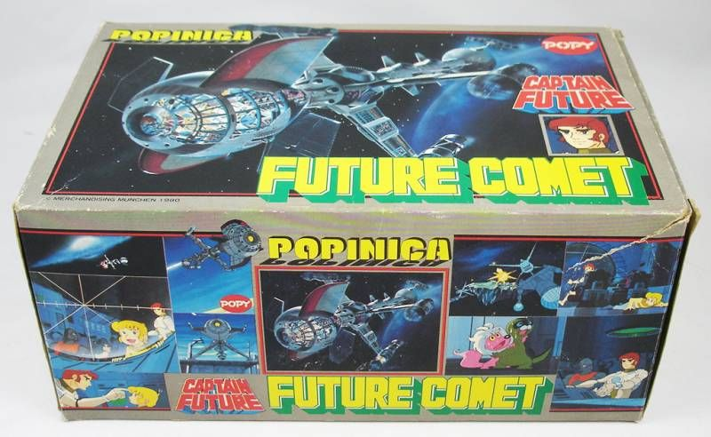 Captain Future - Future Comet ST - Popy Germany