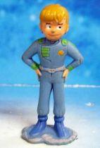 Captain Future - Johnny Kirk Schleich PVC figure