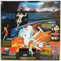 Captain Future - LP Story Record - RCA Records 1981