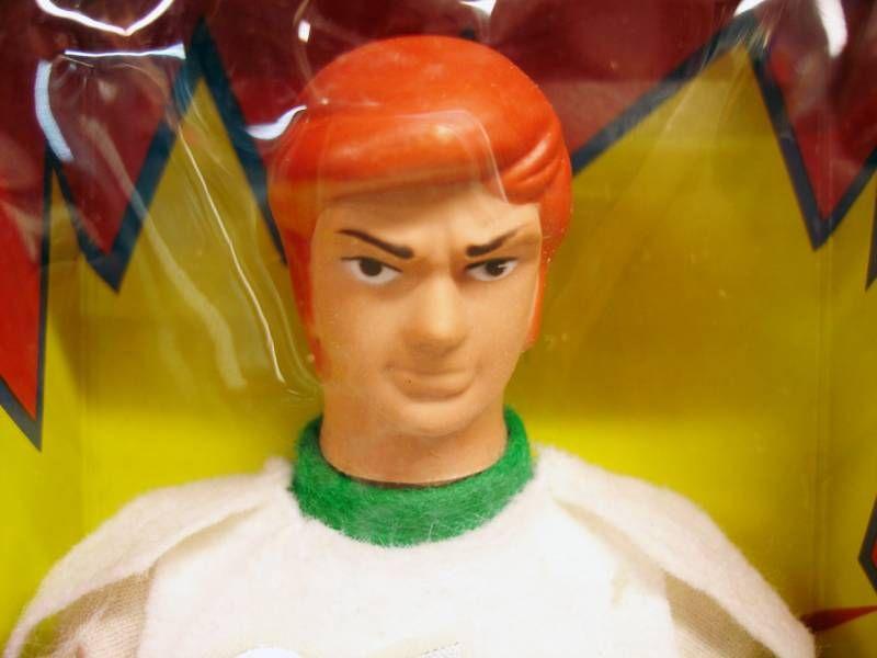 Captain Future - Mattel - 10\'\' Captain Future figure \'\'Big Jim style\'\' (mint in box)
