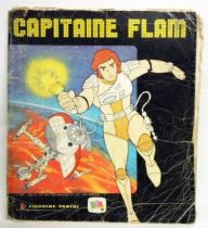 Captain Future - Panini Stickers collector book (Complete)