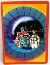 Captain Future - School Notebook - The Future Comet Crewmen