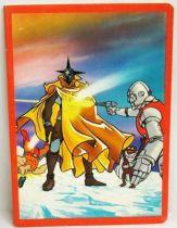 Captain Future - School Notebook - The Space Emperor