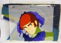 Captain Future - Toei Animation Celluloid - Captain Future unmasked!